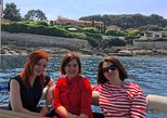 French Riviera Heartland on a Private Solar Powered Boat - From Nice & Monaco