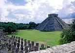 Private Chichen Itza, Coba, and Ik-Kil Cenote Day Tour