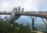 GOLDEN BRIDGE & BA NA HILL via Cable Car from Da Nang or Hoi An city ( Private )