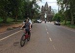 Angkor Wat-Sunrise in Small Circuit (25-30 km)