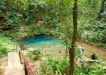 Cave Tubing and Swim in the Inland Blue Hole