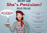 Oh My God She's Parisian! The new comedy-show 100% in English in Paris.