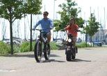 E-chopper or E-bike rental tour - Volendam & Edam route
