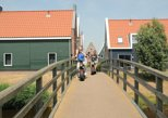 E-chopper E-bike Rental tour Volendam, Monnickendam, Marken including boatcruise