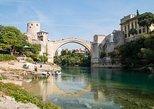 Cruiser Taxi: Dubrovnik - Mostar via Stolac