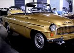 Admission Ticket: Sharjah Classic Cars Museum