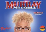 Murray the Magician at Tropicana Hotel and Casino