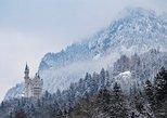 LuxuryVan Castles Tour from Munich to Neuschwanstein Hohenschwangau Linderhof