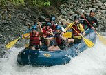 Raft the Savegre River with professional local guides.