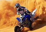 Desert Safari Sunset Quad Bike & Camel Ride and BBQ Dinner
