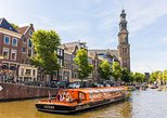 Amsterdam Super Saver: Xtracold Icebar and Canal Cruise