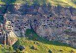 Borjomi, Rabati castle & Cave town Vardzia tom Tbilisi