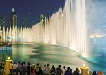 Dubai Fountain Walk Bridge