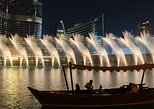 Dubai Fountains Show Lake Ride