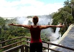 Airport IGU Round Trip & Iguassu Falls Argentinean side & Great Adventure