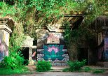 Sanur Beach Magical Sunrise E-Bike Tour Half-Day Haunted Theme Park-Museum-Satay