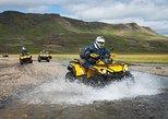 'Underworld' Lava Caving and ATV Quad Adventure from Reykjavik