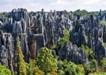 One day Stone Forest and Nuohei Yi Village Tour