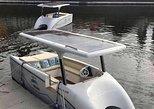 Breslau Privat-Führung mit Solar-Boot-Fahrt, 2 h (Gruppe 3-8 Personen)