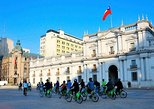Bike Tour through old Santiago de Chile