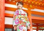 Luxurious Kyoto Locally-made Kimono