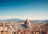 All Florence and Hills guided city tour with Accademia and Uffizi skip the line