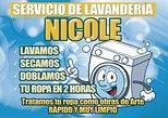 Laundry Service - Servicio de Lavanderia - Nicole