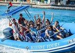 90 Minutes Speedboat Tour: Marina, Atlantis, Palm & Burj Ala Arab...