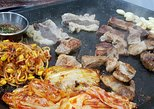 Enjoy local food set from Sea, Sky and Land with Busan oppa