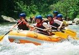 White Water Rafting at Gopeng Starting From Kuala Lumpur