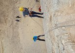 An abseiling tour and jeeps for the whole family 3 hours