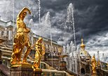 1-day St.Petersburg tour to Peterhof Gardens and Amber Room