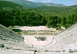 5-day Classic Greece Private Tour: Epidaurus, Mycenae, Olympia, Delphi, Meteora
