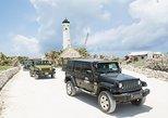 Punta sur Eco park & Chankanaab Cozumel Jeep and snorkel Tour