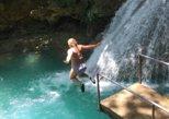 Blue Hole and Secret Falls Private Tour