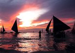 BORACAY PARAW SAILING FOR 30 Minutes PRIVATE & SUNSET TIME (Good for 2-3 pax)