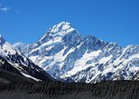 Aoraki-Mt Cook Private Day Tour From Christchurch for 1 to 5 People & RETURN **