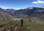 Adventure on Andes Mountain: Cajon del Maipo Trekking & Colina Hot Springs