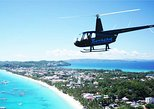 BORACAY HELICOPTER BEACH TOUR FOR 10 Minutes (2 PAX PER FLIGHT)