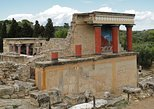 From Heraklio: Full-Day Knossos & Heraklion Tour Guided English and German