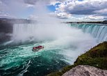 ALL Niagara Falls Canada Tour with Boat Ride and journey behind falls