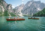 Private Dolomites Day Trip from Venice by Range Rover or Mercedes Class e Lux