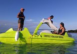 Christele's 3hr Pedal Boat Rentals at Secret Beach