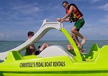 Christele's 1hr Pedal Boat Rentals at Secret Beach