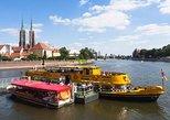 Breslau - Schifffahrt auf der Oder und kurzer Spaziergang durch die Altstadt