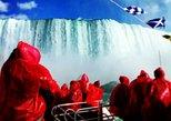 Niagara Falls Tour & Boat Cruise