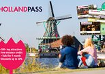 Amsterdam, Rotterdam & Holland Sightseeing Pass: Free Entry & Discounts