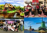 GIETHOORN - VOLENDAM - ZAANSE SCHANS (HOLLAND DREAM TOUR - MIN. 5 PAX )