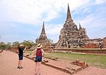 Ayutthaya Ancient City Tour from Bangkok with River Cruise & Lunch