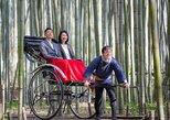 Kyoto Sagano Insider: Rickshaw and Walking Tour